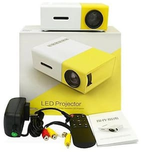 Like Star YG-300 LCD Mini Support 1080P Portable LED Projector Home Theater Cinema