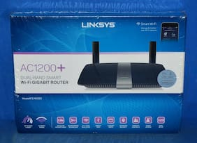 Linksys Ac1200+ Dual Band Smart Wi-fi Router EA6350