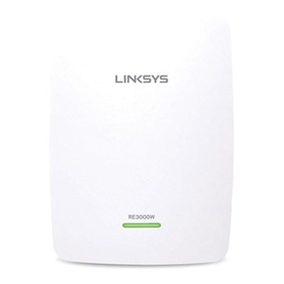 Linksys RE3000W 300 Mbps WiFi Router (White)