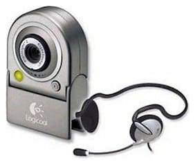 Logicool Logitech QCam for Notebooks Deluxe USB Webcam w/Headset