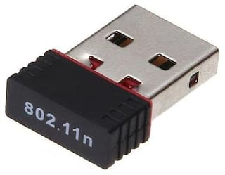 LOGISYZ TECH 300 mbps Wi Fi Adapter