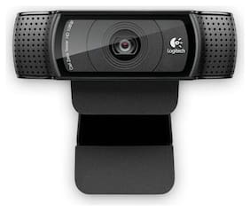 Logitech HD Pro Webcam C920 - Black (960-000764)