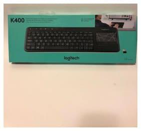 Logitech K400 920-003070 Wireless Keyboard - Black