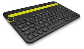 Logitech K480 Wireless Tablet Keyboard (Black)