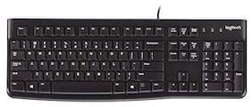 Logitech Logitech Keyboard K120 - Bengla Wired Keyboard