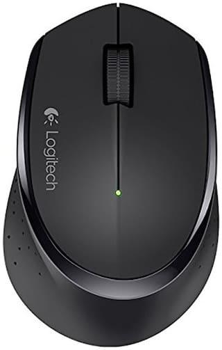 Logitech M275 Wireless Mouse ( Black )