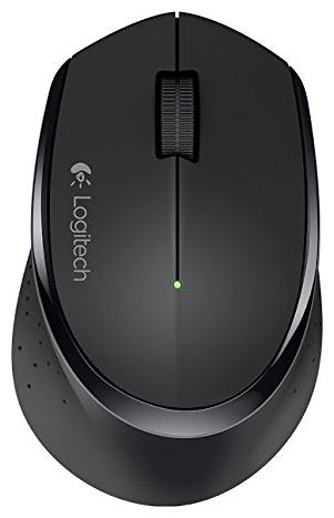 Logitech Wireless Mouse M275   Black   AP Wireless Mouse   Black