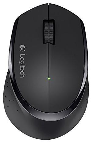 Logitech M275 Wireless Mouse (Black)