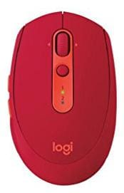 Logitech M590 Wireless Mouse (Ruby)
