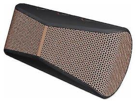 Logitech X300 Mobile Wireless Stereo Speaker Copper Black (984-000392)