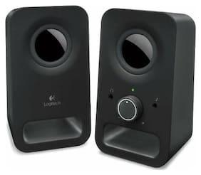 Logitech Z150 2.0 Speaker System - Midnight Black (980-000802) (980000802)