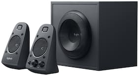 Logitech Wired 2.1 Speaker ( Black )