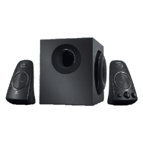 Logitech Z623 Multimedia Speaker (Black)