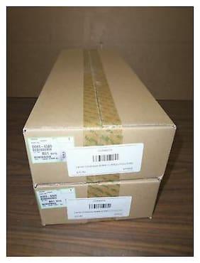 LOT OF 2 Ricoh Lanier Waste Container Bottle D089-6509 D0896509 Genuine OEM