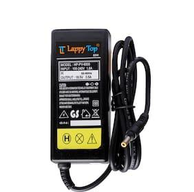LT Lappy Top 65W Small Pin/Tip Laptop Adapter Charger 18.5V 3.5A For HP Compaq Presario C700:C773TU/C774TU/C775EL/C775EM/C775TU/C776TU/C777TU
