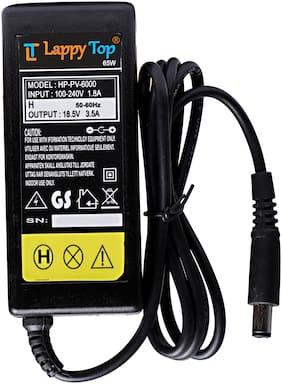 Lt Lappy Top Laptop Adapter Charger Compatible For HP 65W 18.5V 3.5A Smart Pin Pavilion ZT2208AP Pavilion ZT2209 Pavilion ZT2209AP
