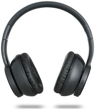 LUMIFORD Over-Ear Bluetooth Headset ( Black )