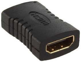 M Mod Con Display Port to HDMI Female Jointer Cable (Black)