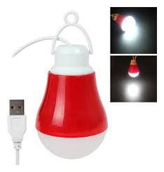 M Mod Con Usb Bulb(use with power bank,adapter,laptop,PC)