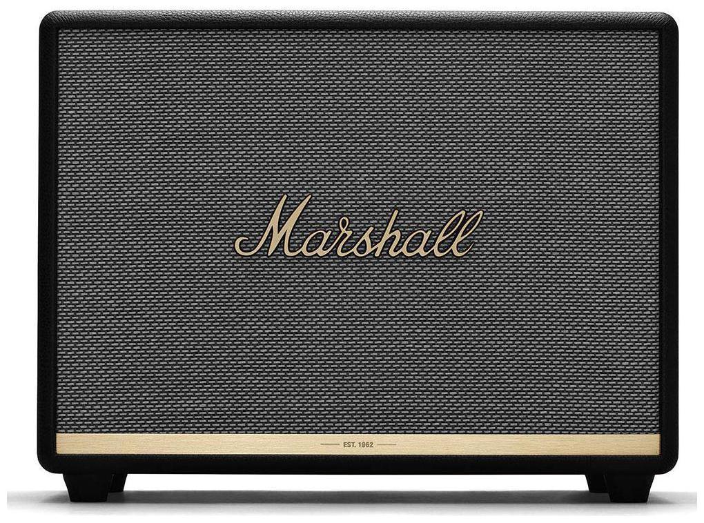 Marshall WOBURN II BLUETOOTH Wired   Bluetooth Portable speaker   Black