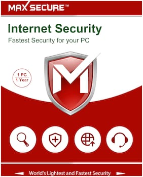 Max Secure Internet Security ( 1 Pc , 1 Year )