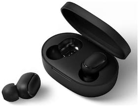 Mectronix Bluetooth True Wireless Headset For All Smart Phones  Black