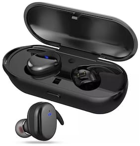 MICROBIRDSS TWS4 In-ear & Mono bluetooth headset Bluetooth Headsets ( Black )
