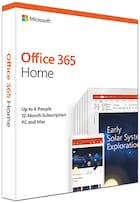 Microsoft Office 365 Home for 6 people  Windows/Mac Laptop/Tablet  for 12 month/1 Year    Activation Key Card   No DVD   64 Bit  by Gamestrade