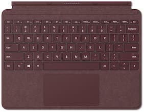 Microsoft Surface Go Signature Type Cover Burgandy