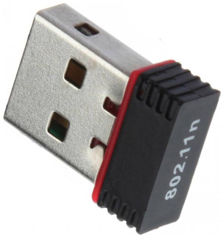 Mini USB Portable Wi Fi Network Receiver 300Mbps, 2.4Ghz
