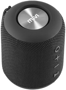 Mivi Octave Wireless portable bluetooth Speaker-Black