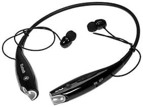 Mobile Accessories World NECK BLUETOOTH HEADSET In-ear Bluetooth Headsets ( Black )