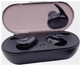 MOBILIFE TWS 5.0 BLUETOOTH EARPHONE In-ear Bluetooth Headsets ( Black )