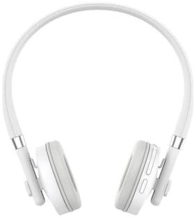 Motorola Bluetooth On-Ear Headset For All Smart Phones (White)