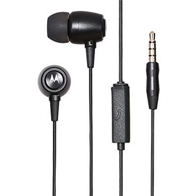 Motorola Metal Headphones (Black)