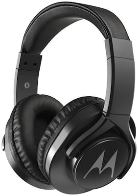 Motorola Pulse 3 Max Headphones (Black)