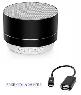 QUXXA A10 Bluetooth Portable speaker ( Black )