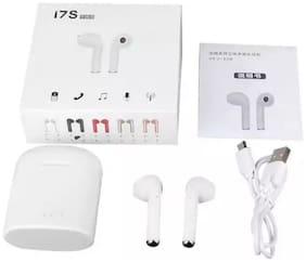 QUXXA i7s-TWS In-Ear Bluetooth Headset ( White )