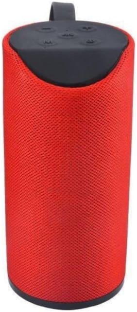 QUXXA Tg-113 Bluetooth Portable speaker ( Red )