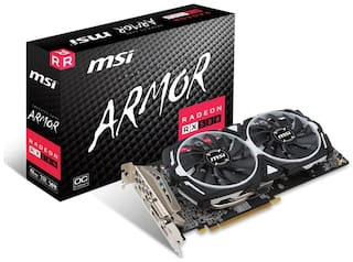 MSI Rx 580 armor 8 gb Graphics Card