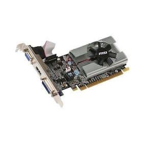 Msi N210-md1g/d3 Geforce 210 Graphics Card - Pci Express 2.0 X16 - 1 Gb Ddr3