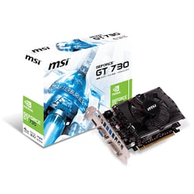 MSI NVIDIA MSI N730 4 GB Graphics Card
