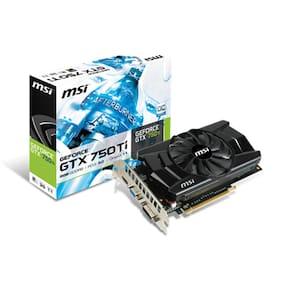 MSI NVIDIA Msi N750 TI 2 GB Graphics Card