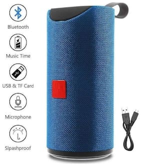 QUXXA TG-113 Tg-113 Bluetooth Portable speaker ( Assorted )