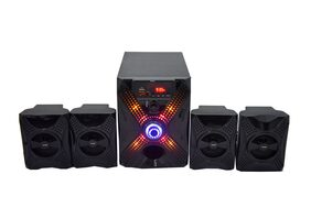 Nacson NS-1004 4.1 Multimedia Home Theatre System