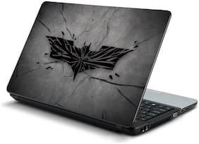 Namo Arts  Batman finish Laptop Skin Stickers for HP-Dell-Lenovo-Acer-Asus 15.6 inch Laptops / Notebooks