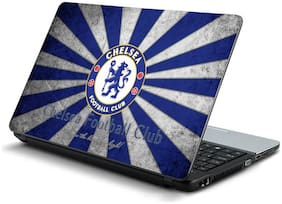 Namo Arts  Chelsea Football Laptop Skin Stickers for HP-Dell-Lenovo-Acer-Asus 15.6 inch Laptops / Notebooks