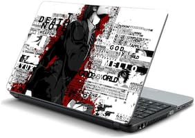 Namo Arts  Death Note Laptop Skin Stickers for HP-Dell-Lenovo-Acer-Asus 15.6 inch Laptops / Notebooks