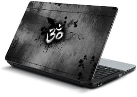 Namo Arts  Om  Laptop Skin Stickers for HP-Dell-Lenovo-Acer-Asus 15.6 inch Laptops / Notebooks