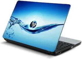 Namo Arts  Water HP Laptop Skin Stickers for HP-Dell-Lenovo-Acer-Asus 15.6 inch Laptops / Notebooks